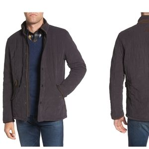Mens Barbour Bowden quilted jacket